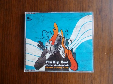 Phillip Boa - Punch & Judy Club / MCD Cover