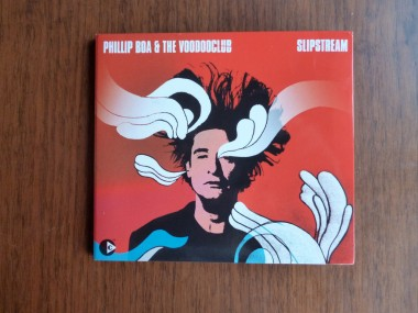 Phillip Boa - Slipstream / MCD Cover