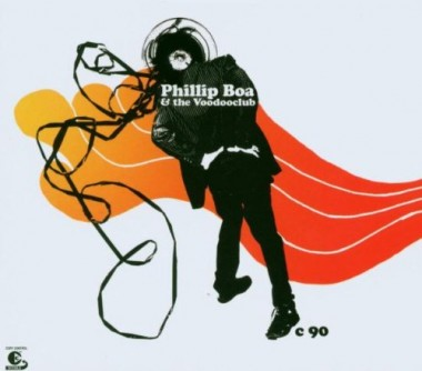 Philip Boa - C90 / CD Cover / Vinyl Cover