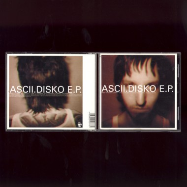 Ascii.Disko - E.P. / 3D CD Cover