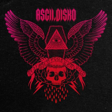 Ascii.Disko -Stay Gold Forever Gold / CD Cover / Digital Cover