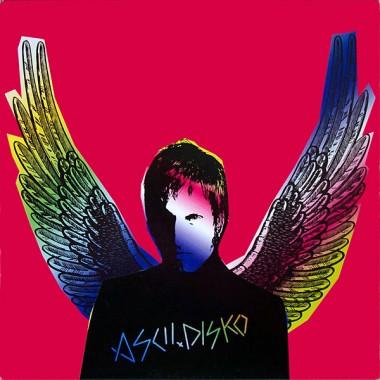 Ascii.Disko - Einfach 12″ Cover
