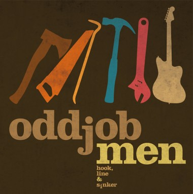Odd Job Men / CD Cover